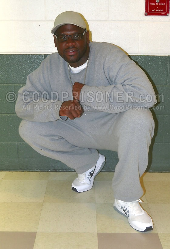 Robbionta Monson - GoodPrisoner.com